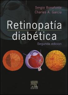 Libro de Retinopatía Diabétca por el Dr Bonafonte