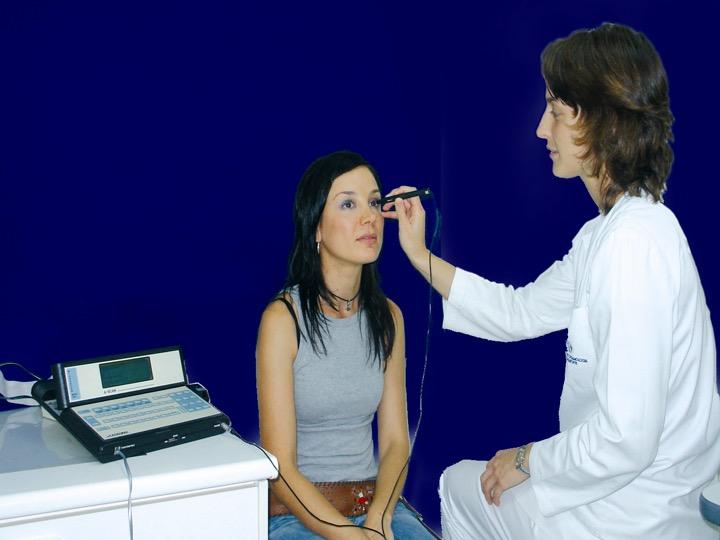 Estudio preoperatorio cirugia refractiva corneal