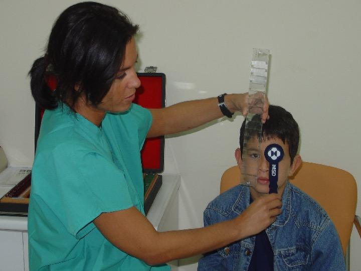 Oftalmologia Pediatrica Dr Bonafonte